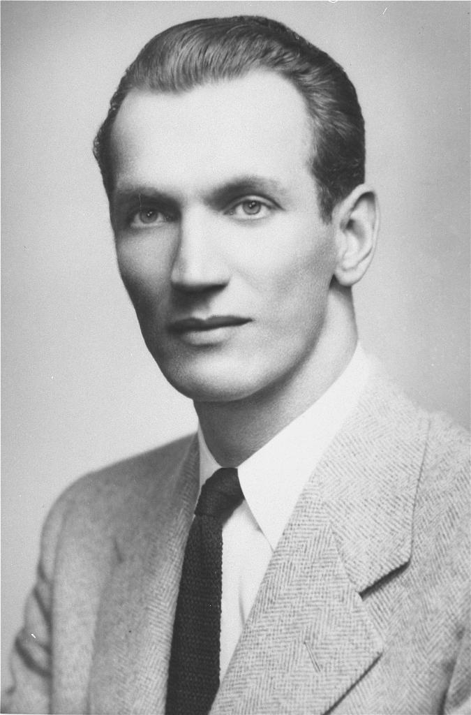 Jan Karski, ok. 1954 r.