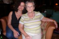 Miriam Chasson with daughter Michael Bardes, IX 2009