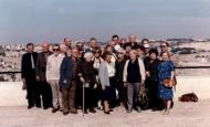The Righteous reunion in Jerusalem