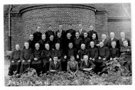 Second row, second from the left - pr. Michal Kubacki
