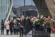 """72nd Anniversary of the """"Żegota"""" Council to Aid Jews"""