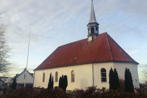 The church in Gilleleje