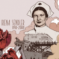 A mural dedicated to Irena Sendler to be unveiled in Rzeszów