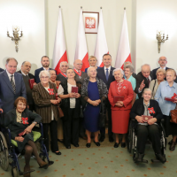 Poles Who Saved Jews During the Holocaust Honoured by the Polish President