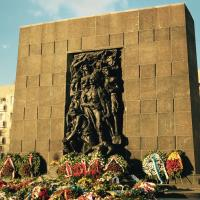 Commemoration, in Warsaw, of the International Day of Remembrance of Holocaust Victims