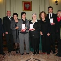 The Righteous Anna Pasek and Her Family Posthumously Decorated by the State